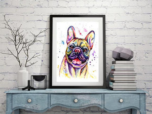 Artwork for french bulldogs