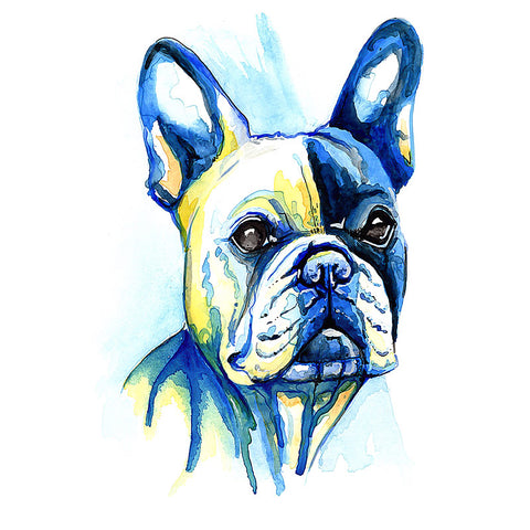 French Bulldog Art Prints