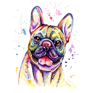 French Bulldog Art Prints Gifts