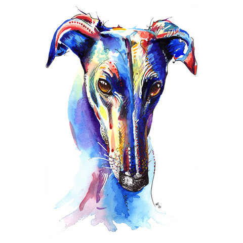Custom Pet Portraits - Colourful or Realistic