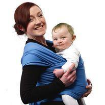 Plain 1 Colour Sa-Be Baby Carrier