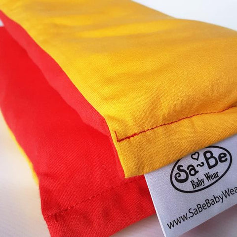 Wrap Baby Carrier Red / Yellow