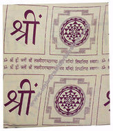 Shree Yantra Shawl