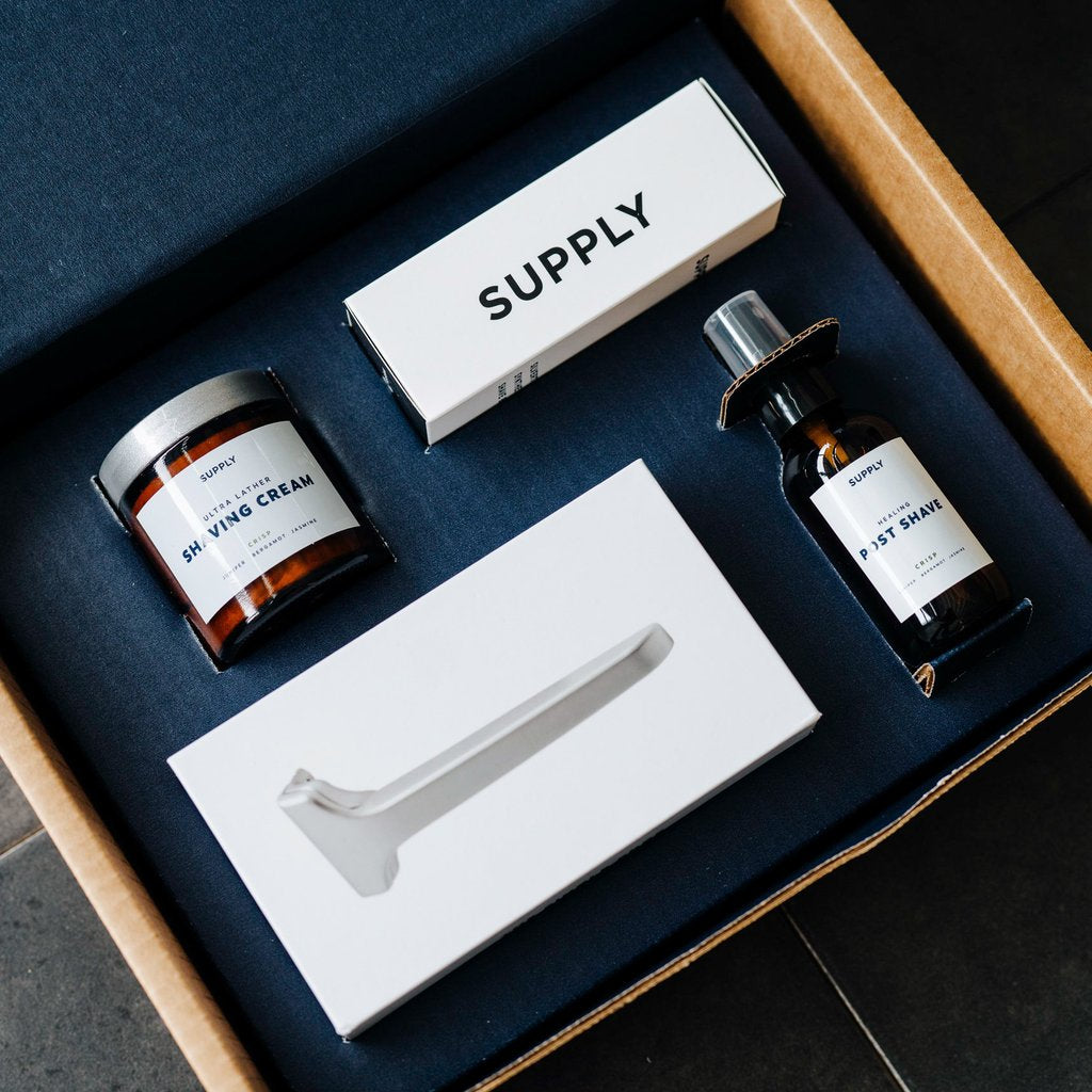 Supply Single Edge Starter Gift Set