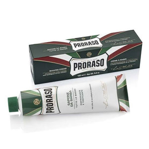 PRORASO SHAVE CREAM TUBE REFRESH