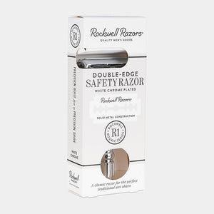 Rockwell R1 - Double Edge Safety Razor