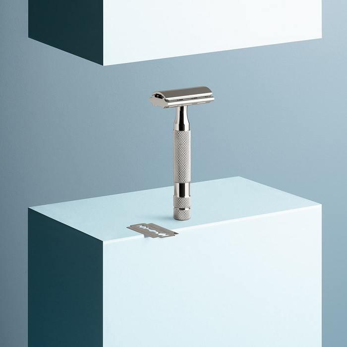 Rockwell 6C - Double Edge Safety Razor