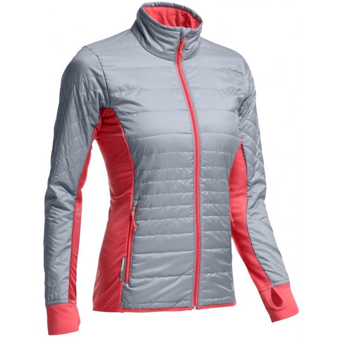 Icebreaker Womens Helix Long Sleeve Zip