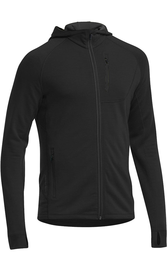 Icebreaker Mens Quantum Long Sleeve Hood