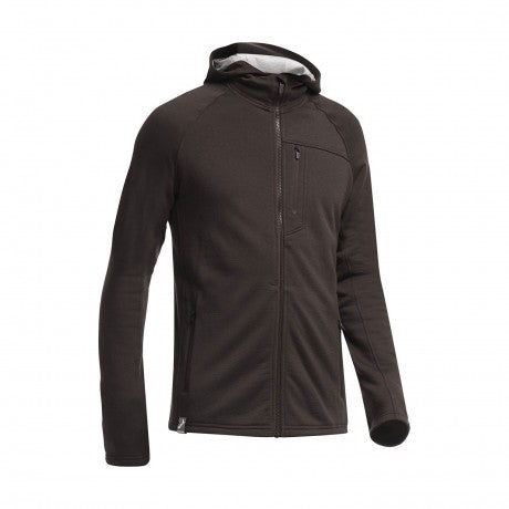 Icebreaker Mens Sierra Long Sleeve Zip Hood