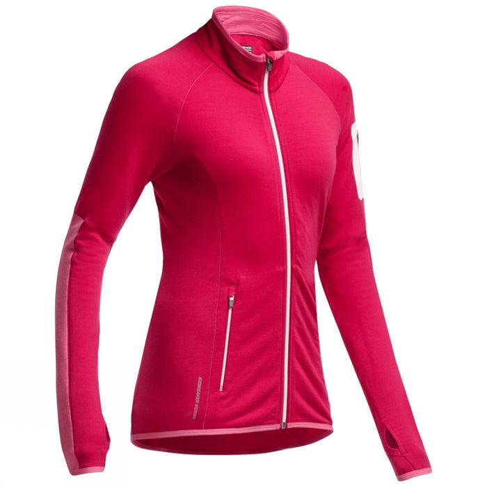 Icebreaker Womens Atom Long SleeveZip
