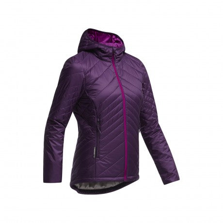 Icebreaker Womens Helix Long Sleeve Hood