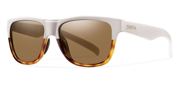 Smith LOWDOWN SLIM WHT FD TORT/BR