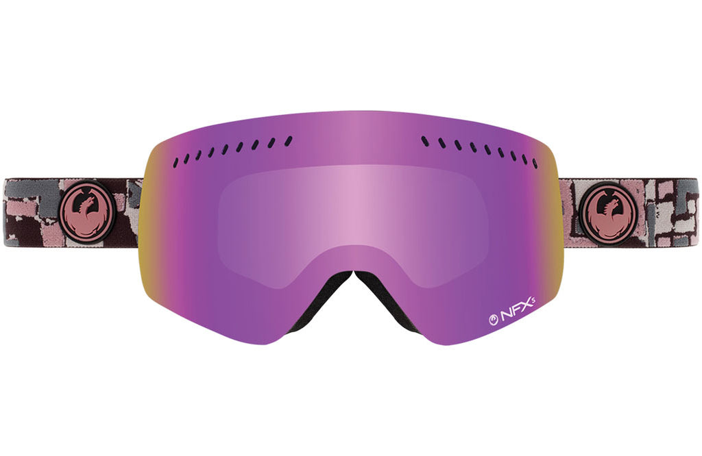 Dragon Alliance NFXs GOGGLE
