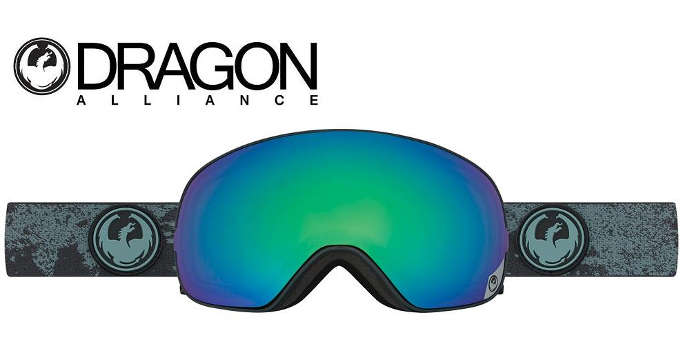 Dragon Alliance X2s GOGGLE