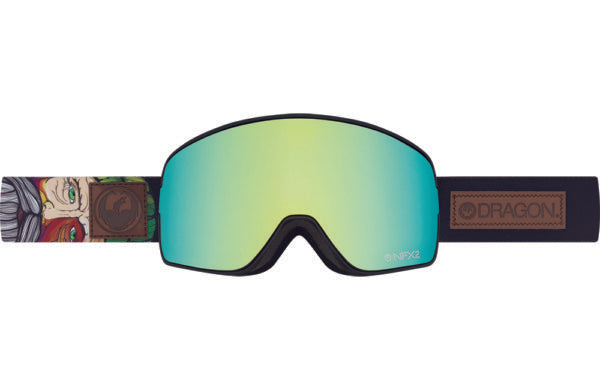Dragon Alliance NFX2 GOGGLE