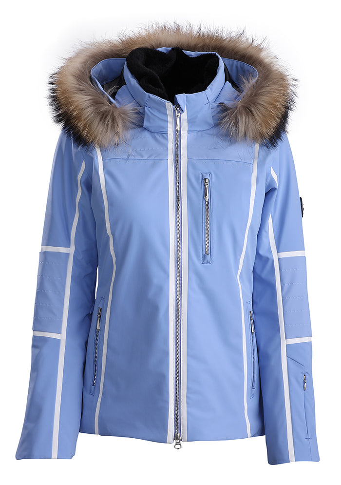 Descente Ladies' Mid Length Jacket Layla D7-9625K+0003