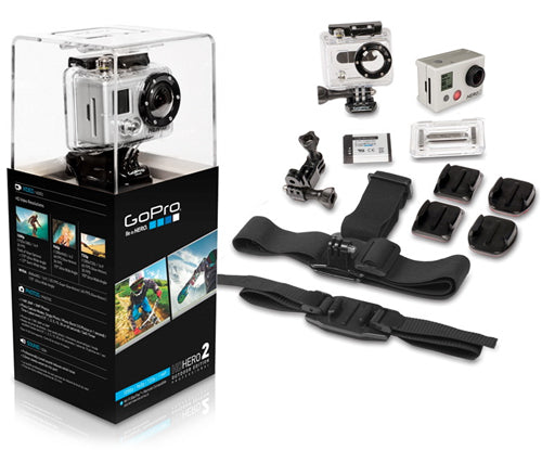 GoPro Hero 2 Outdoor Edition