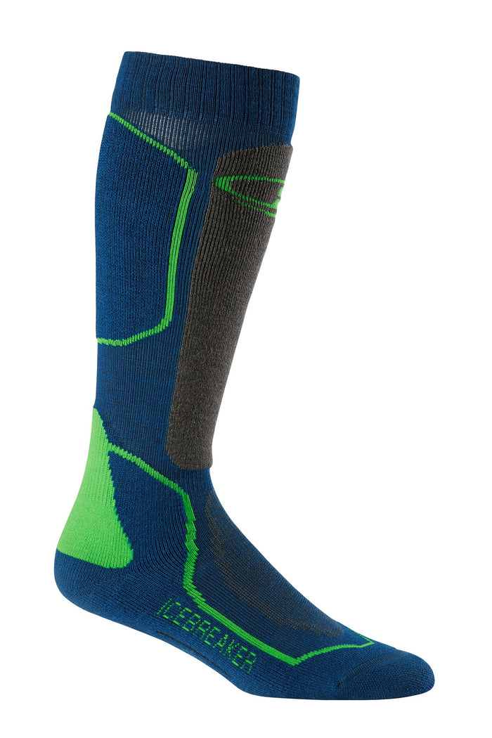 Icebreaker Mens Ski+ Medium Over The Calf