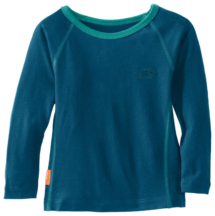 Icebreaker Kids Oasis Long Sleeve Crewe