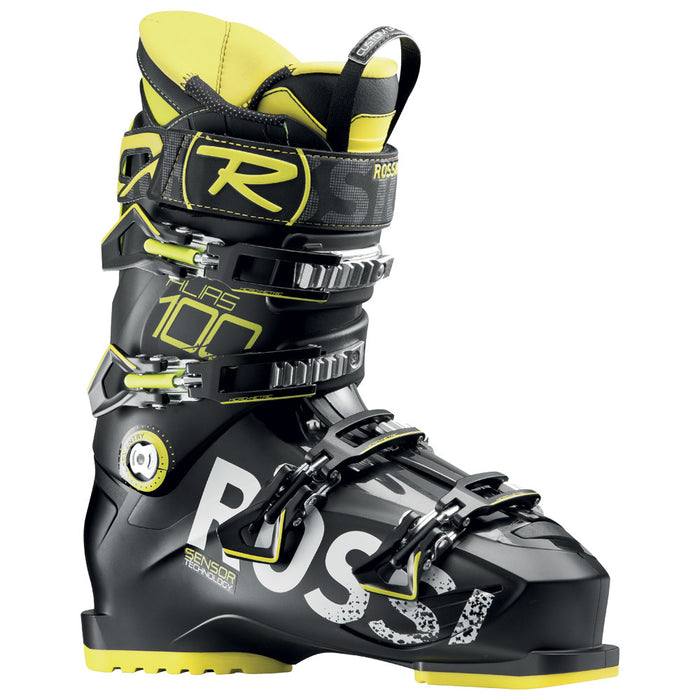 Rossignol ALIAS 100 - BLACK YELLOW