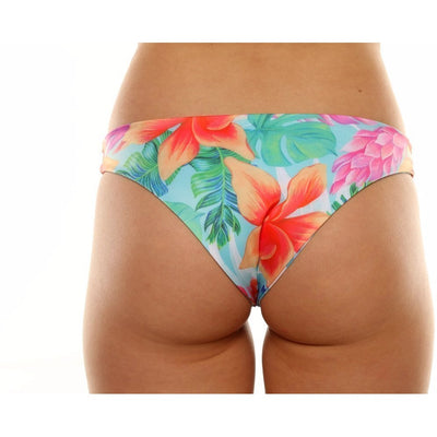 Elysian Swim Bottoms Paradise Bottoms- Blossom/Vitamin Sea