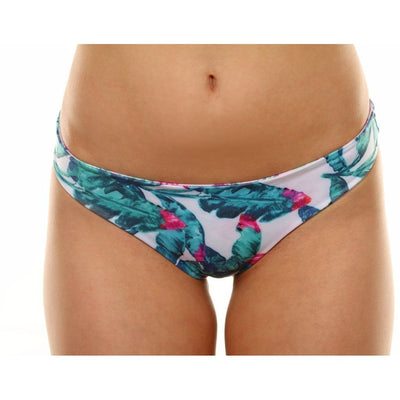 Elysian Swim Bottoms Paradise Bottoms - Palm Bloom/Pineapple