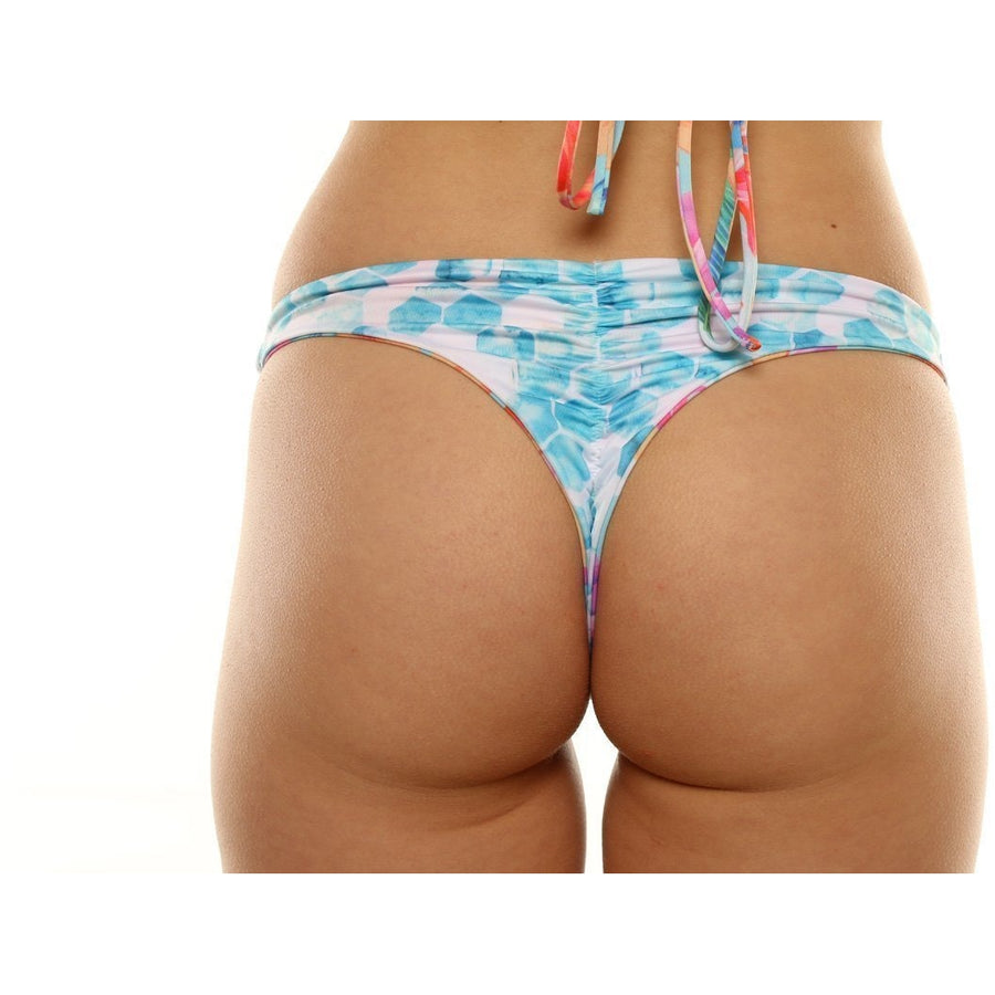 Elysian Swim Bottoms Tropico Bottoms - Blossom/Vitamin Sea