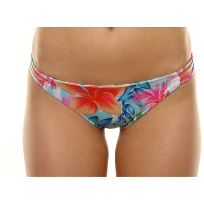 Elysian Swim Bottoms Wander Bottoms - Blossom/Vitamin Sea