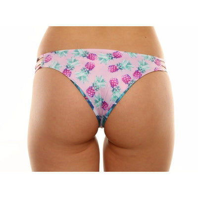 Elysian Swim Bottoms Wander Bottoms - Palm Bloom/Pineapple