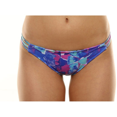 Elysian Swim Bottoms Wander Bottoms - Summer Rose/Stellar