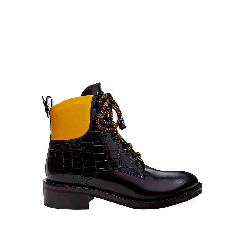 Dolomite Hiking Boot - Black/Soleil