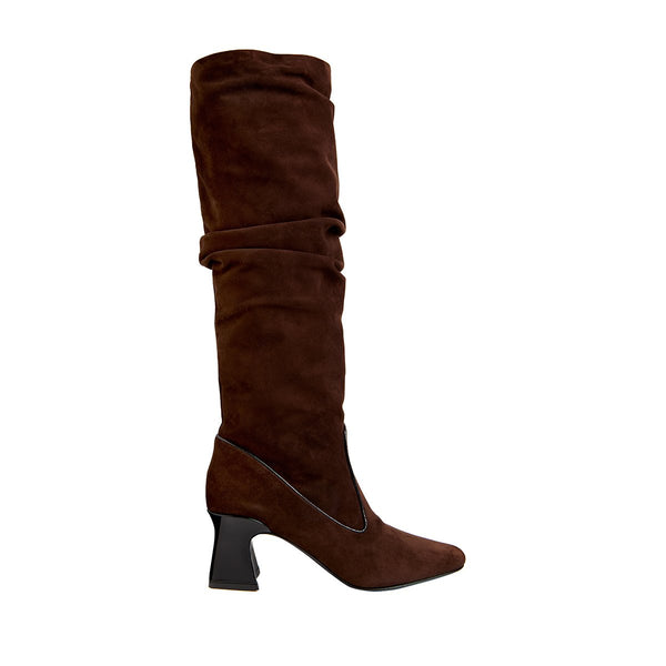 Jaclyn Short Boot - Brown