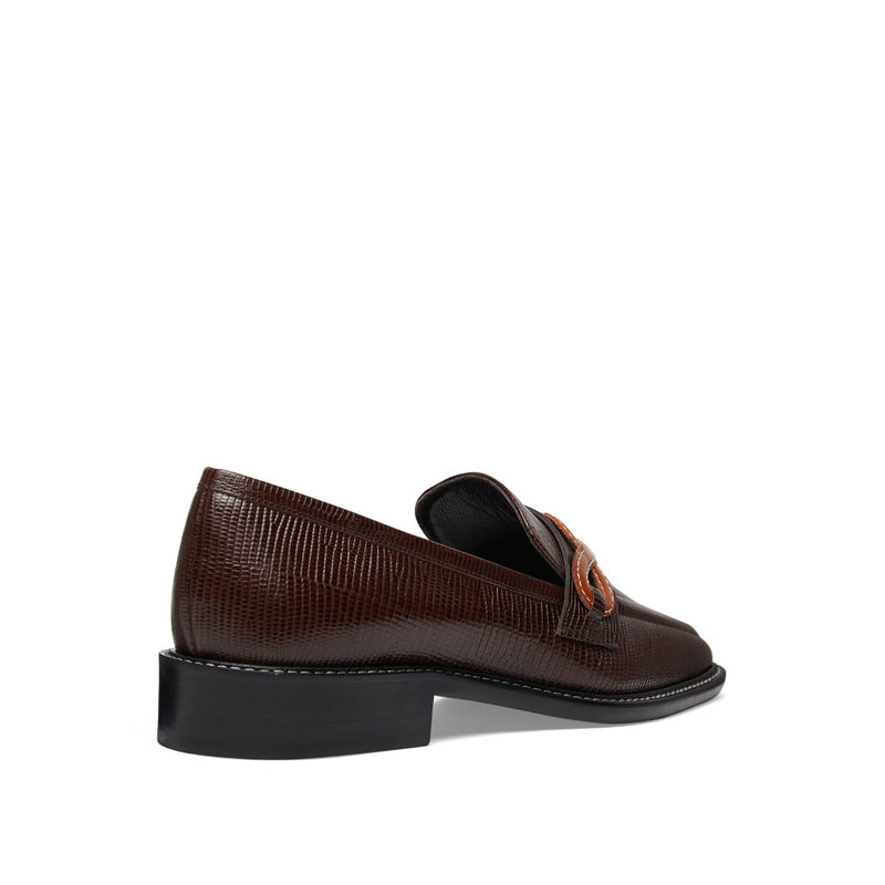 Forever Loafer - Dark Brown