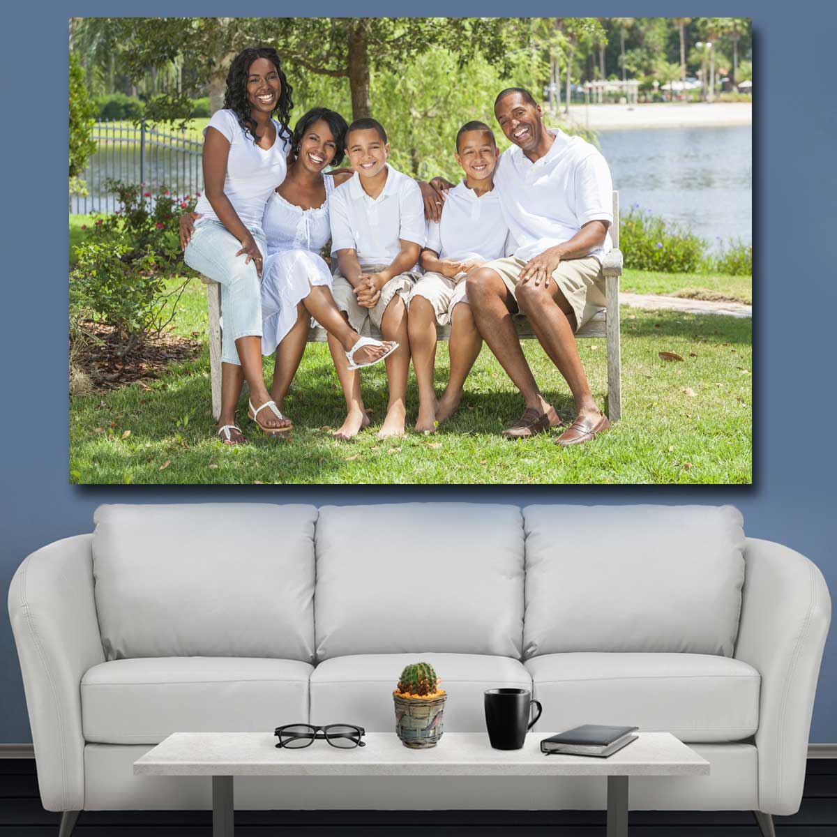 Customized Canvas Prints