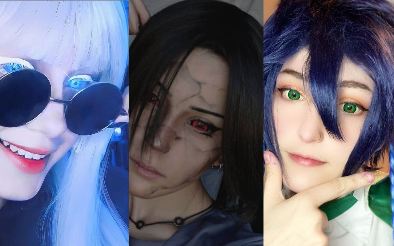 Anime Colored Contacts