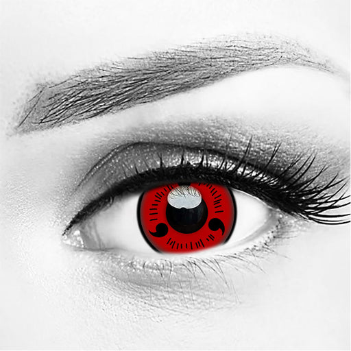 Sharingan - NARUTO 3 Magatama Contacts