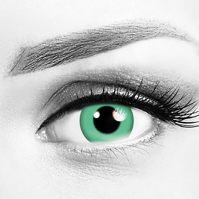 Emerald Green Contact Lenses