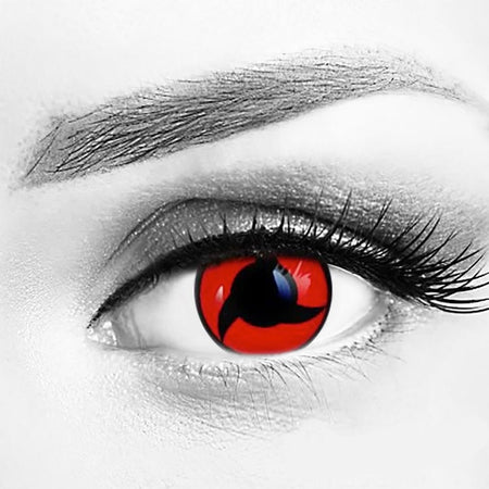 SHARINGAN MANGEKYOU- UCHIHA ITACHI Costume Contacts