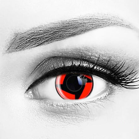 SHARINGAN - NARUTO & UCHIHA SHISUI Costume Contacts