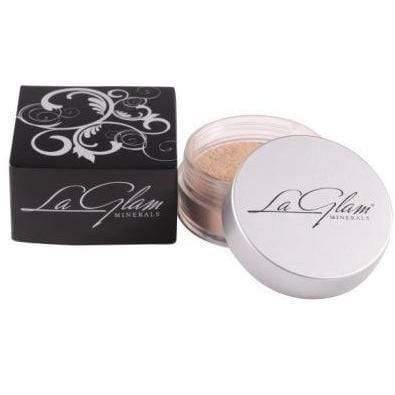 La Glam 2in1 Wet/Dry 100% Mineral Foundation - POMP & SHOW
