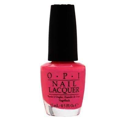 OPI HOTTER THAN YOU PINK POMP AND SHOW