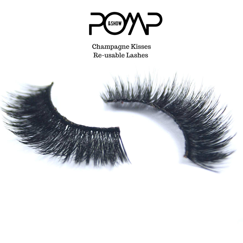 3D Champagne Kisses Lashes. (10218383624)