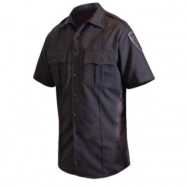 SS POLYESTER SUPERSHIRT  (COLOR: BLACK)