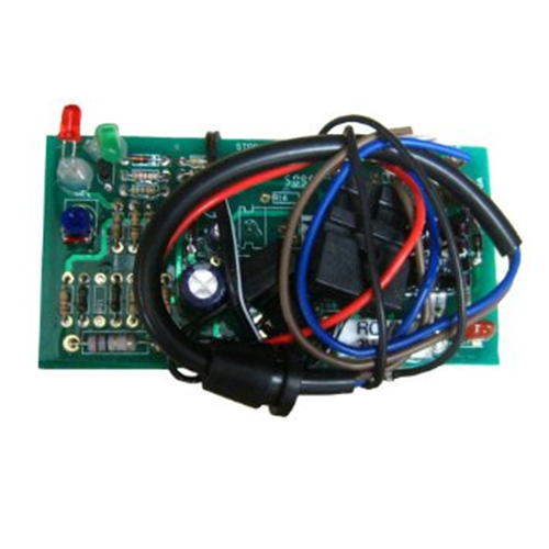 PCB ASSEMBLY STD W- WIRES KIT