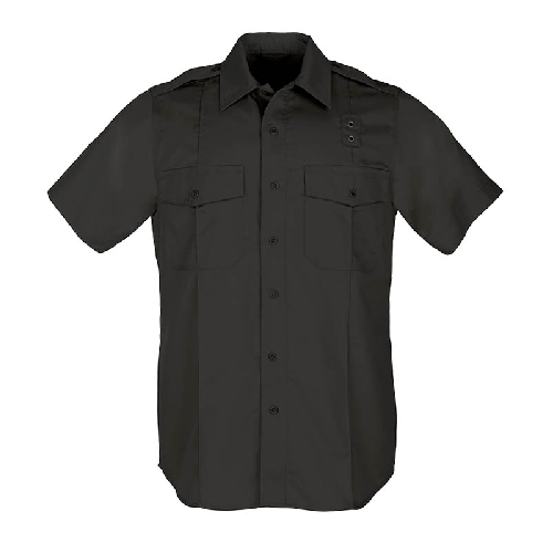 Men'S Pdu S/S Twill A-Class Shirt