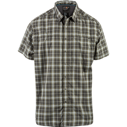 Hunter Plaid S/S Shirt