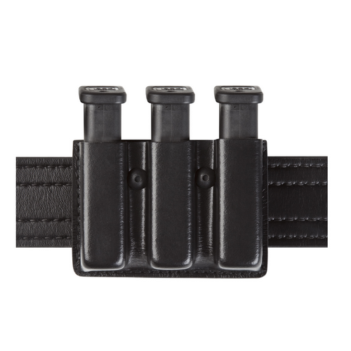 TRIPLE OPEN TOP SLIM LINE MAG POUCH