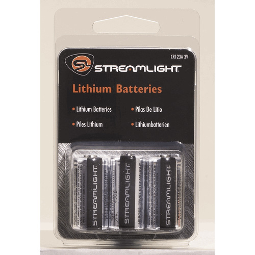 LITHIUM BATTERIES (6) PACK (NE