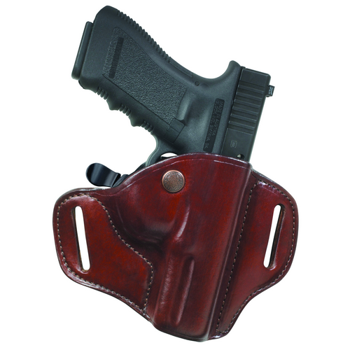 Carrylok Auto Retention Leather Holster